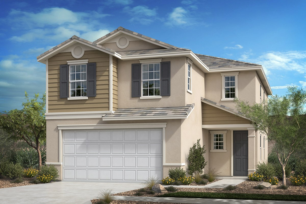 New Homes in Santee, CA - Prospect Fields Residence Two - Traditional 'D'