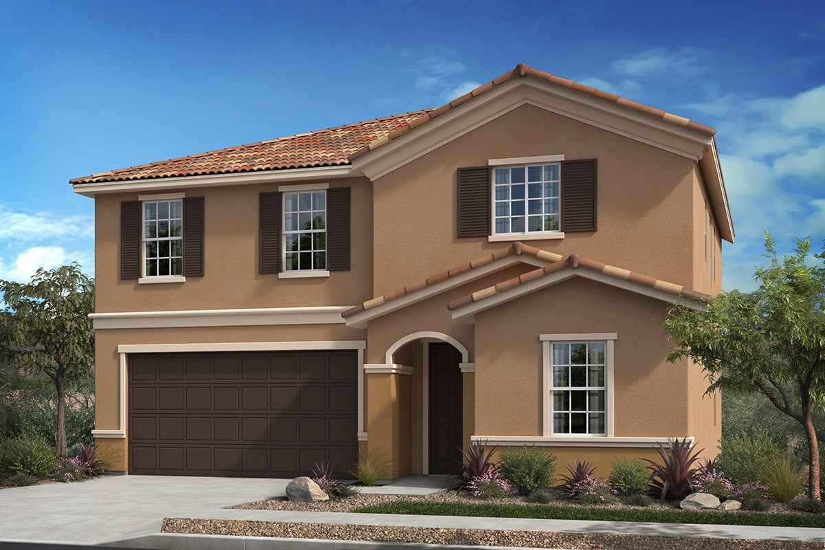 New Homes in Santee, CA - Prospect Fields Residence Three - Italianate 'C'