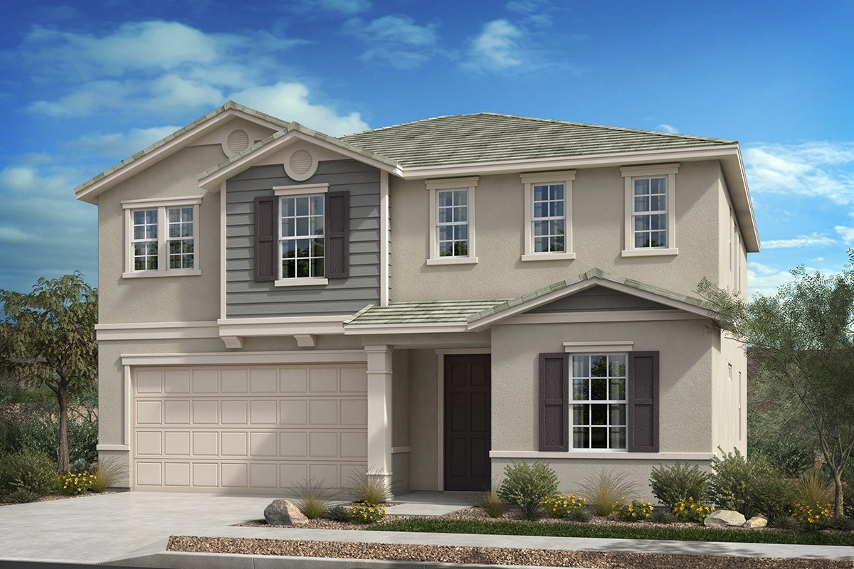 New Homes in Santee, CA - Prospect Fields Residence Three - Traditional 'D'