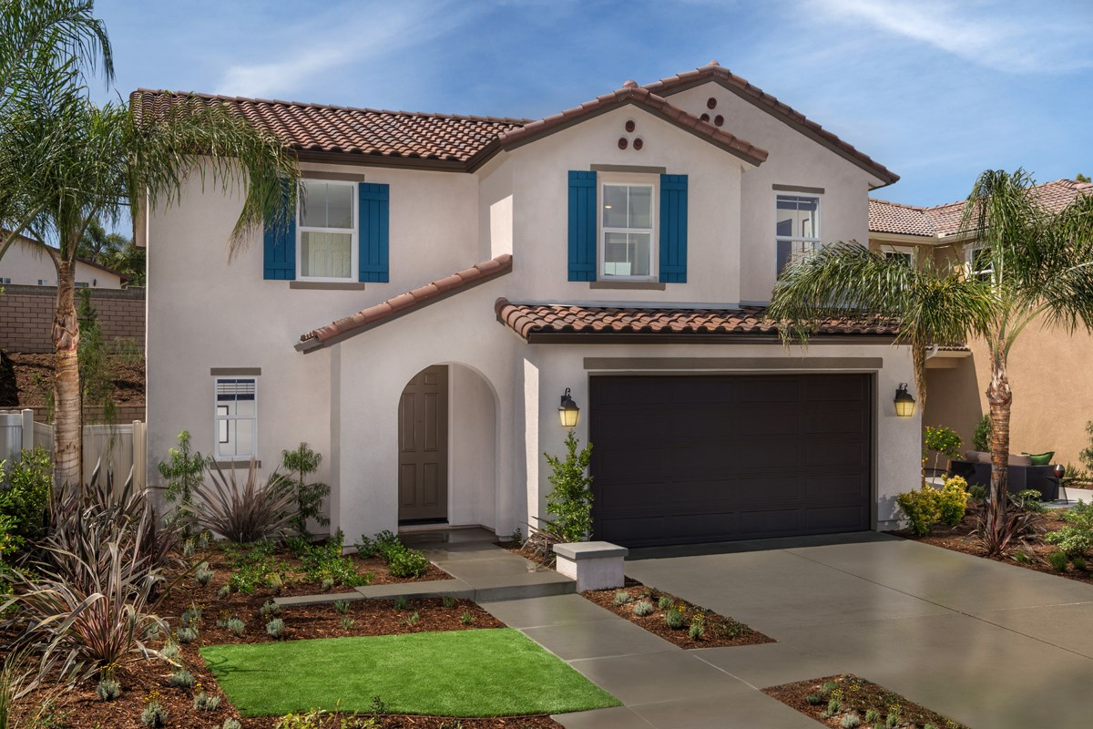 New Homes in Santee, CA - Prospect Fields Residence One
