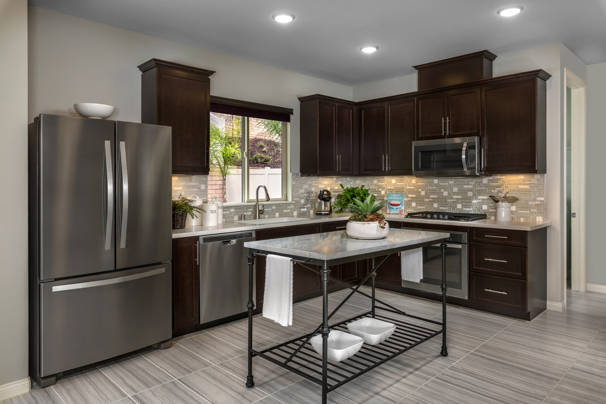 New Homes in Santee, CA - Prospect Fields Residence One Kitchen