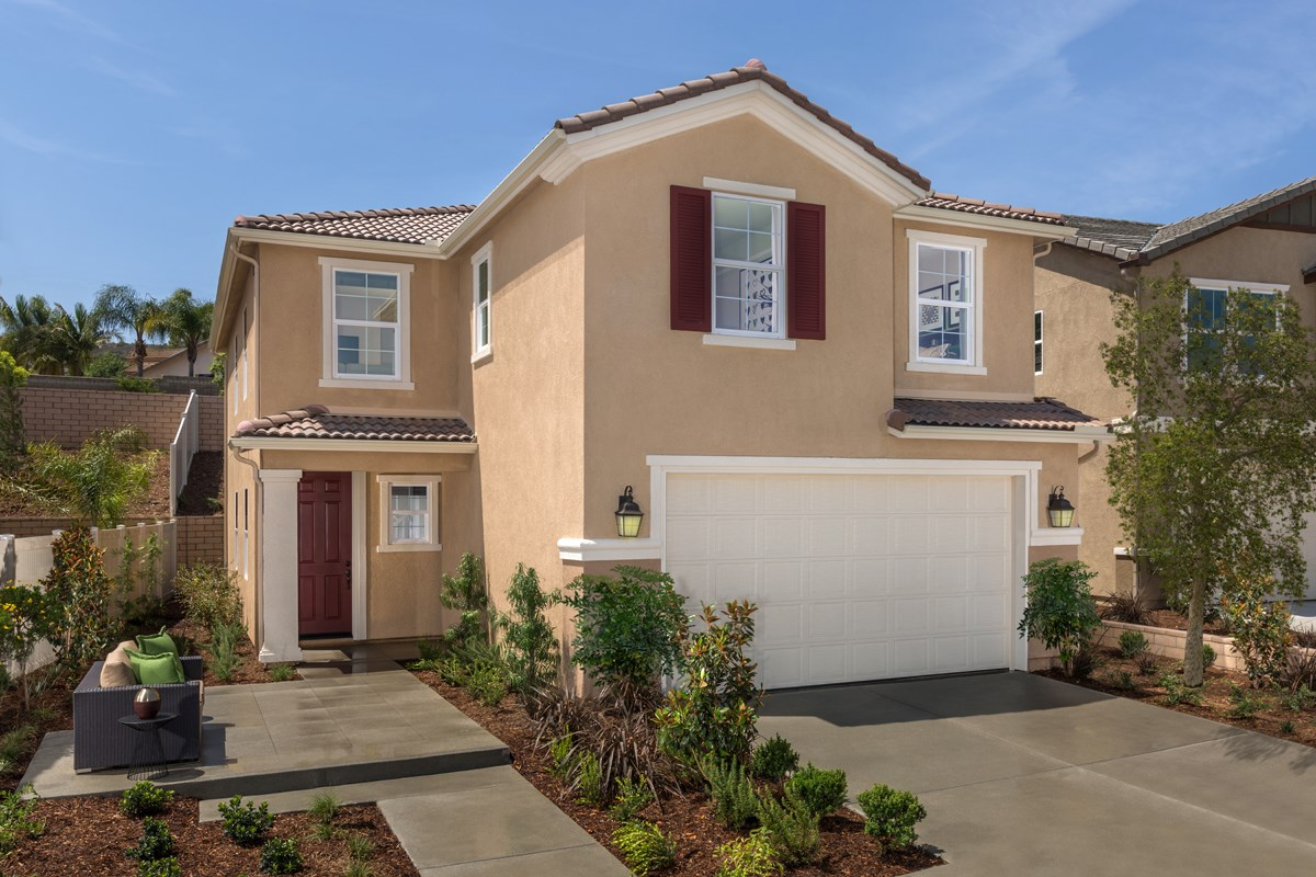 New Homes in Santee, CA - Prospect Fields Residence Two