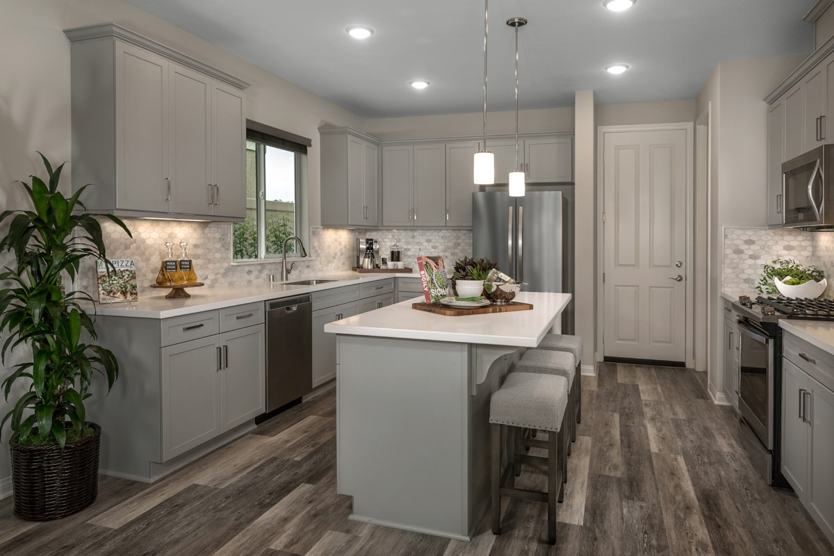 New Homes in Santee, CA - Prospect Fields Residence Two Kitchen