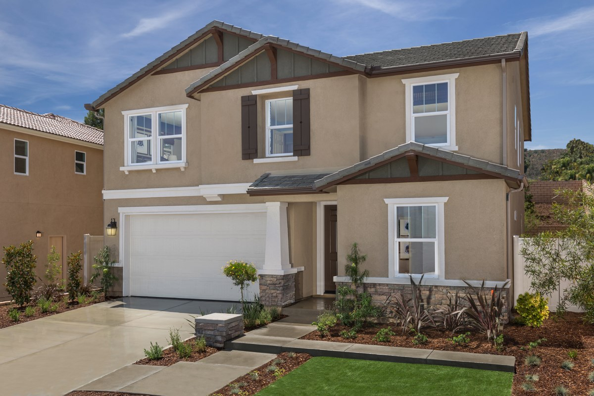New Homes in Santee, CA - Prospect Fields Residence Three