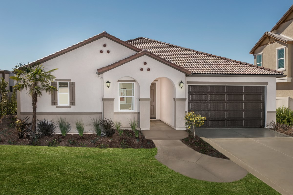 New Homes in Santee, CA - River Village Residence One Exterior