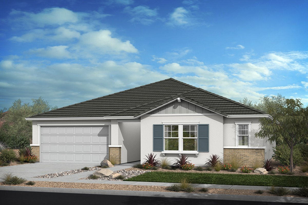 New Homes in Santee, CA - River Village Residence One 'Cottage'