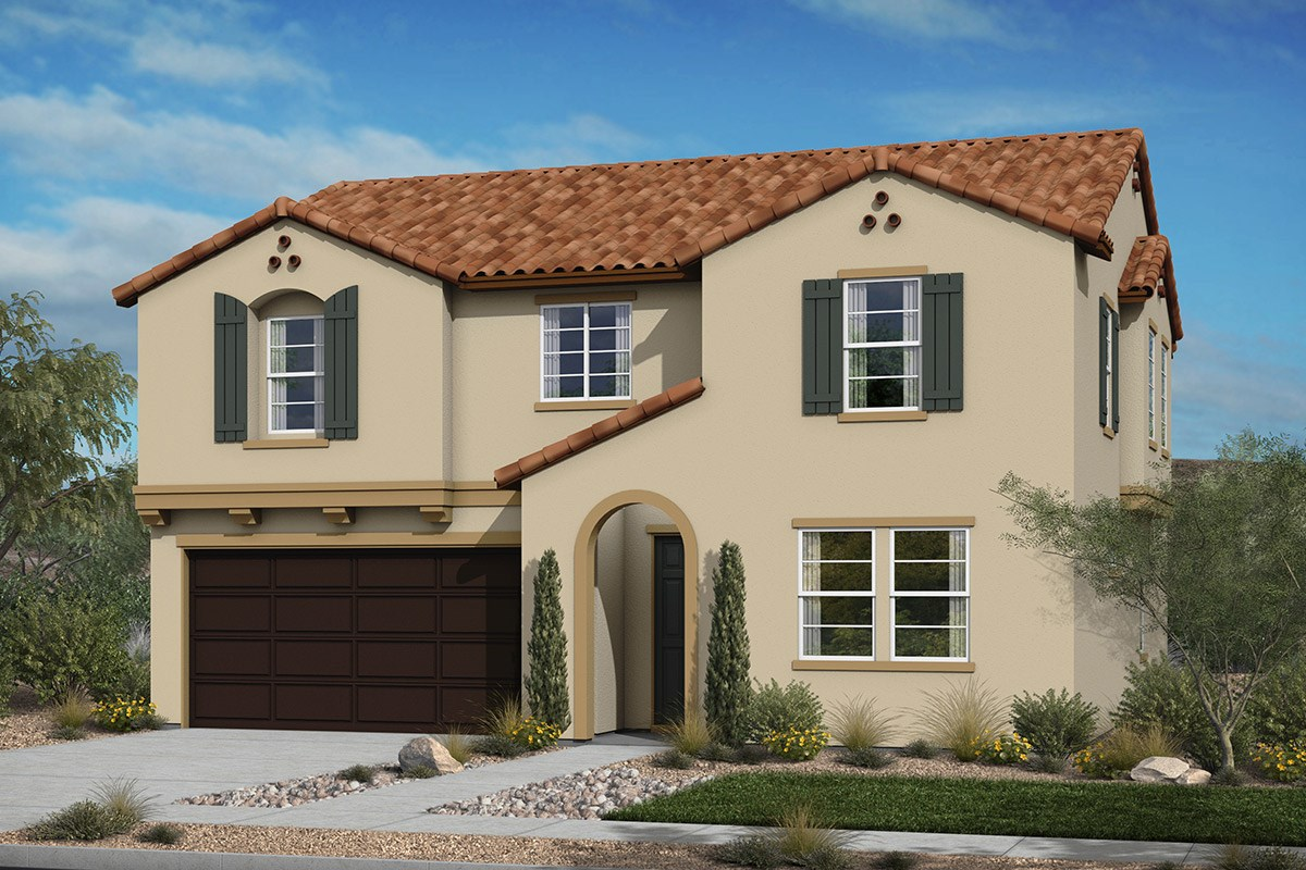 New Homes in Santee, CA - River Village Residence Two 'Spanish'