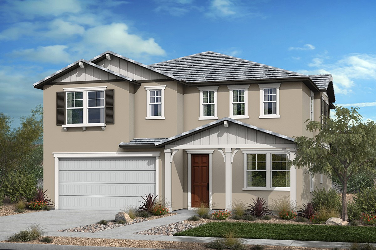 New Homes in Santee, CA - River Village Residence Three 'Cottage'