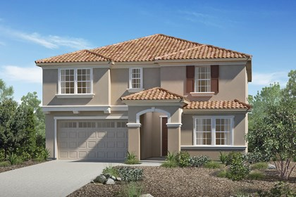New Homes in San Diego, CA - Italianate 'B'