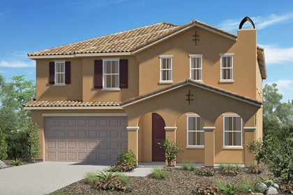 New Homes in San Diego, CA - Spanish 'A'