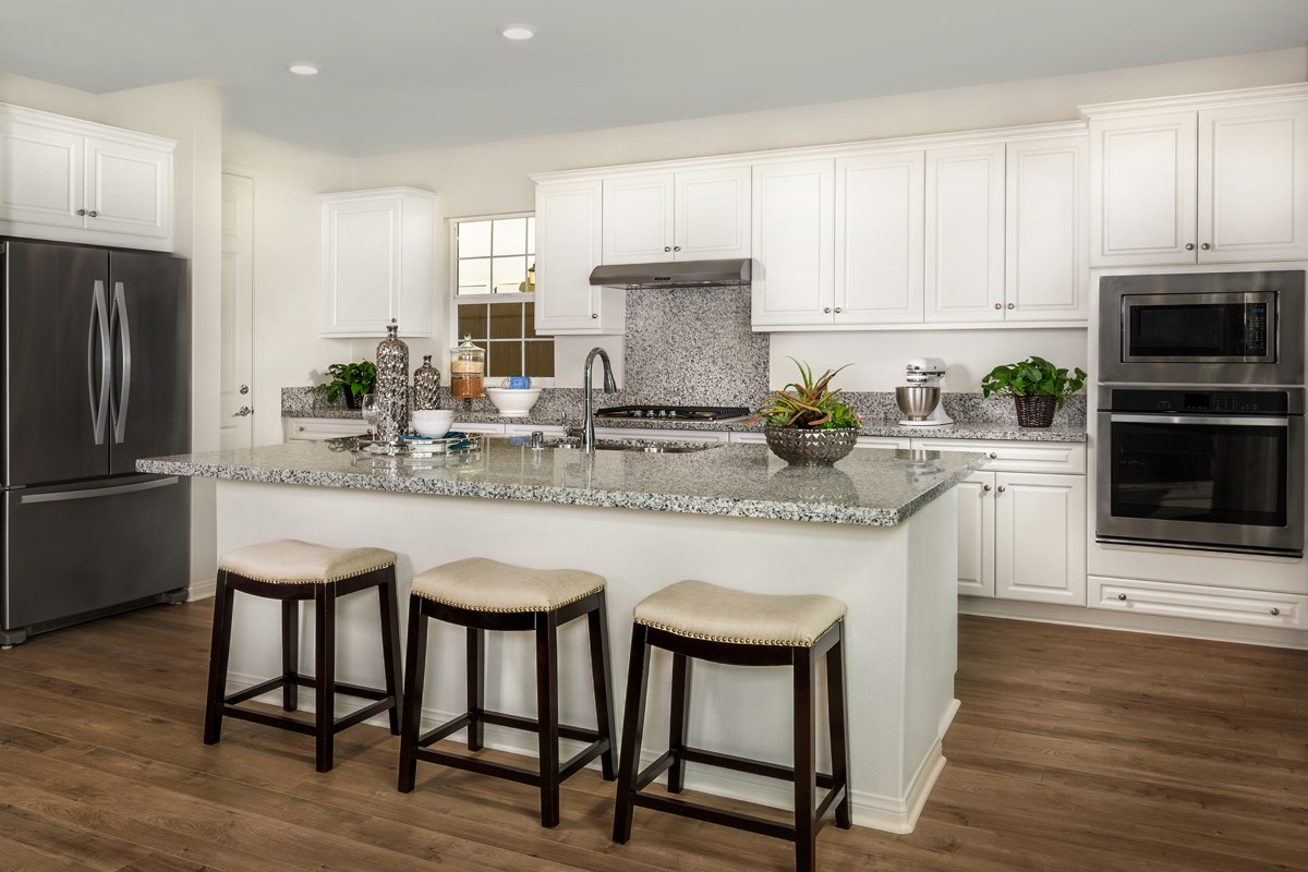 New Homes in San Diego, CA - Sea Cliff II Residence 2608 - Kitchen