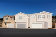 New Homes in Vista, CA - Residence Three Modeled