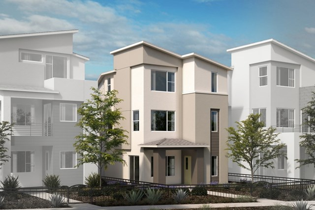 New Homes in Chula Vista, CA - A Elevation