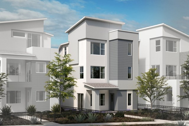 New Homes in Chula Vista, CA - B Elevation