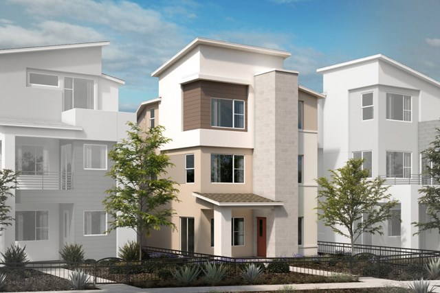 New Homes in Chula Vista, CA - C Elevation