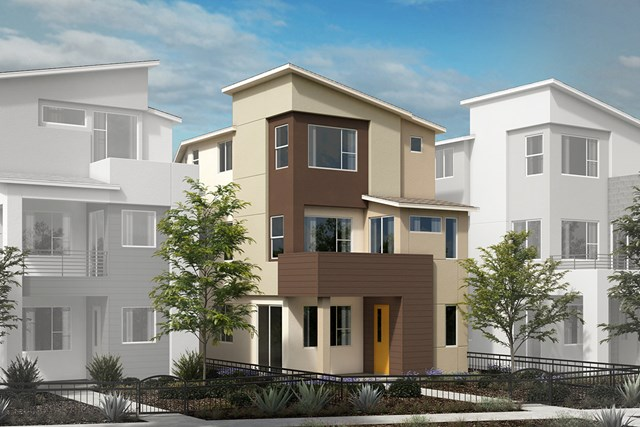 New Homes in Chula Vista, CA - Residence 1A