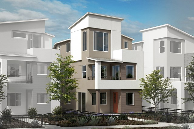 New Homes in Chula Vista, CA - Residence 1B