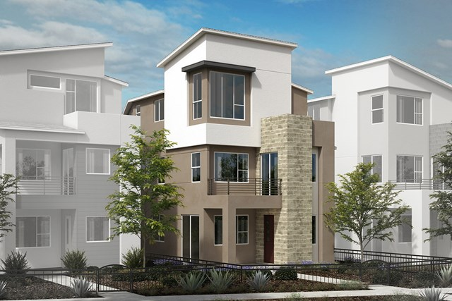 New Homes in Chula Vista, CA - Residence 1C
