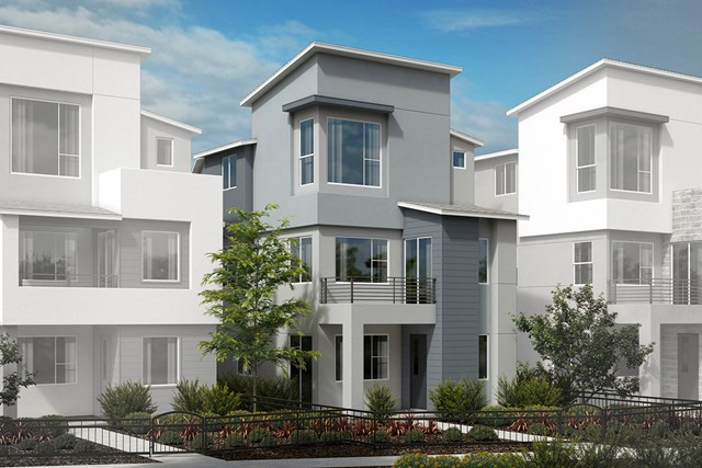 New Homes in Chula Vista, CA - Residence 2A