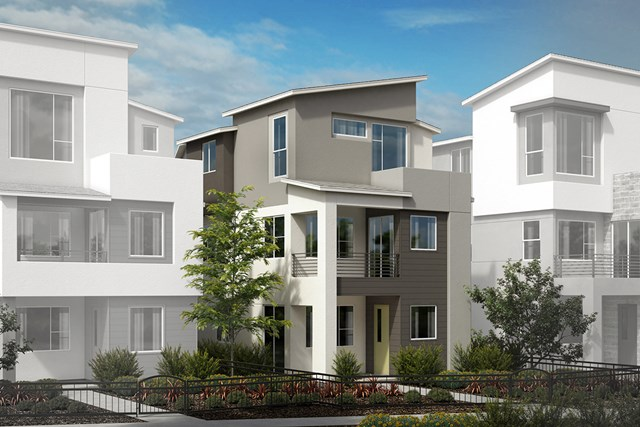 New Homes in Chula Vista, CA - Residence 2B