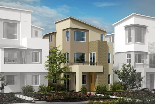 New Homes in Chula Vista, CA - Residence 2C