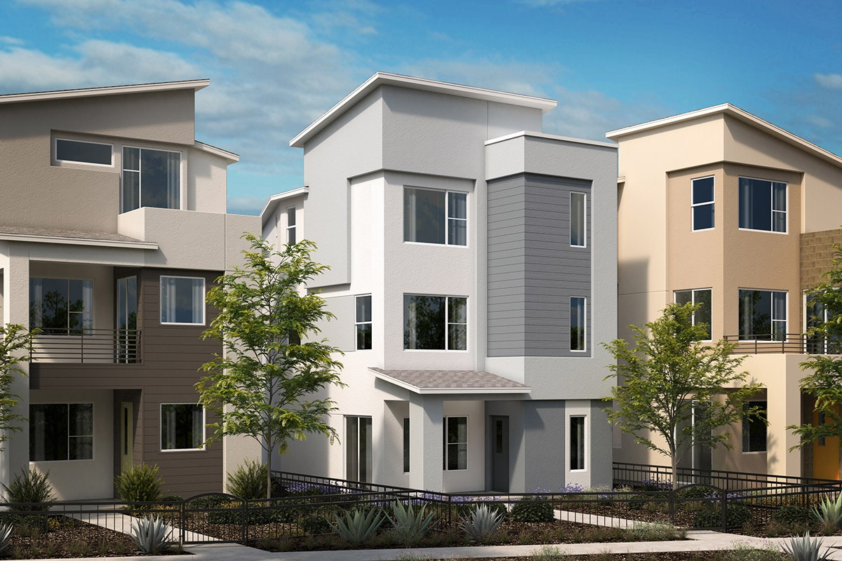 New Homes in Chula Vista, CA - Skylar at Millenia Residence Three