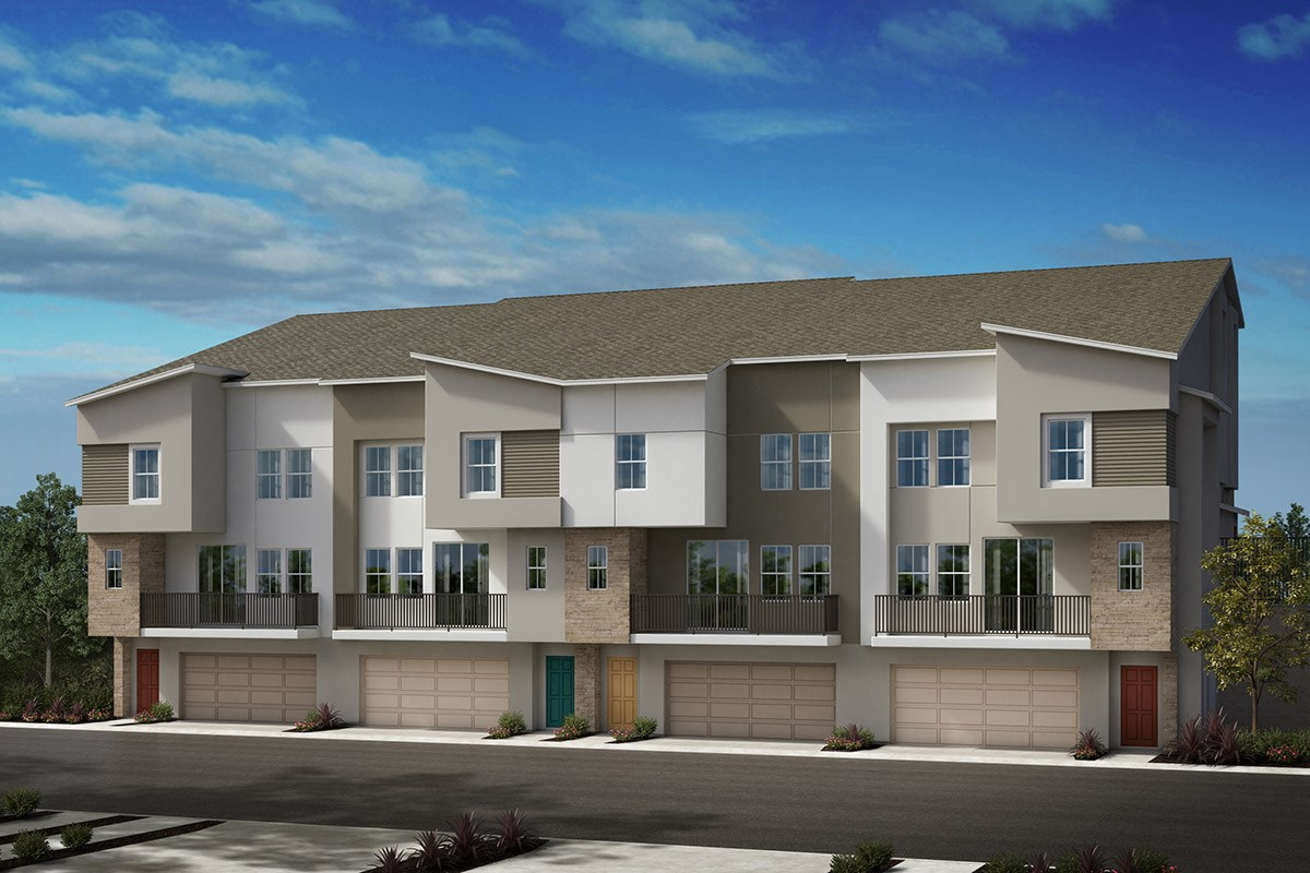 New Homes in San Marcos, CA - Viewpointe Exterior Unit B