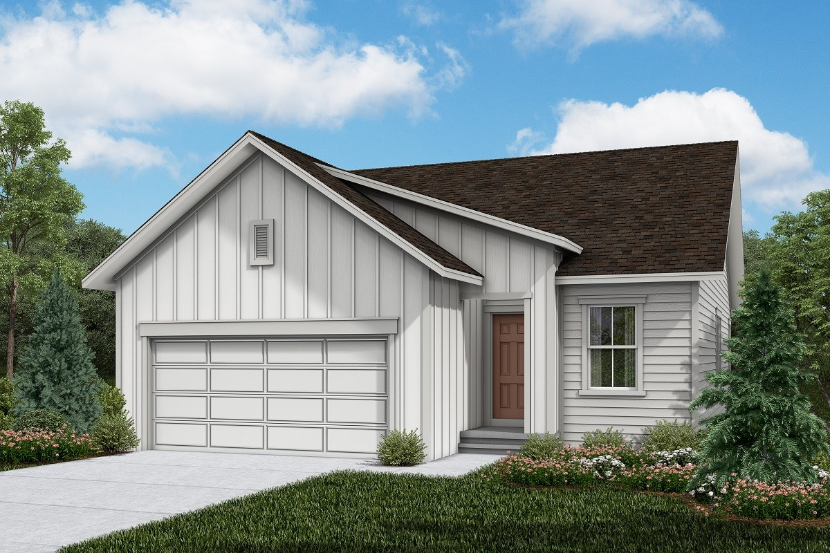 New Homes in Firestone, CO - Barefoot Lakes Aspire - Elevation A