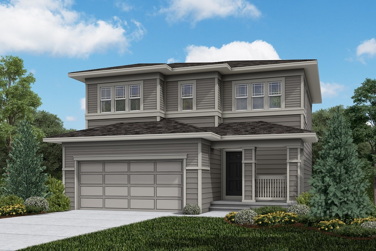 New Homes in Firestone, CO - Barefoot Lakes Vision - Elevation C