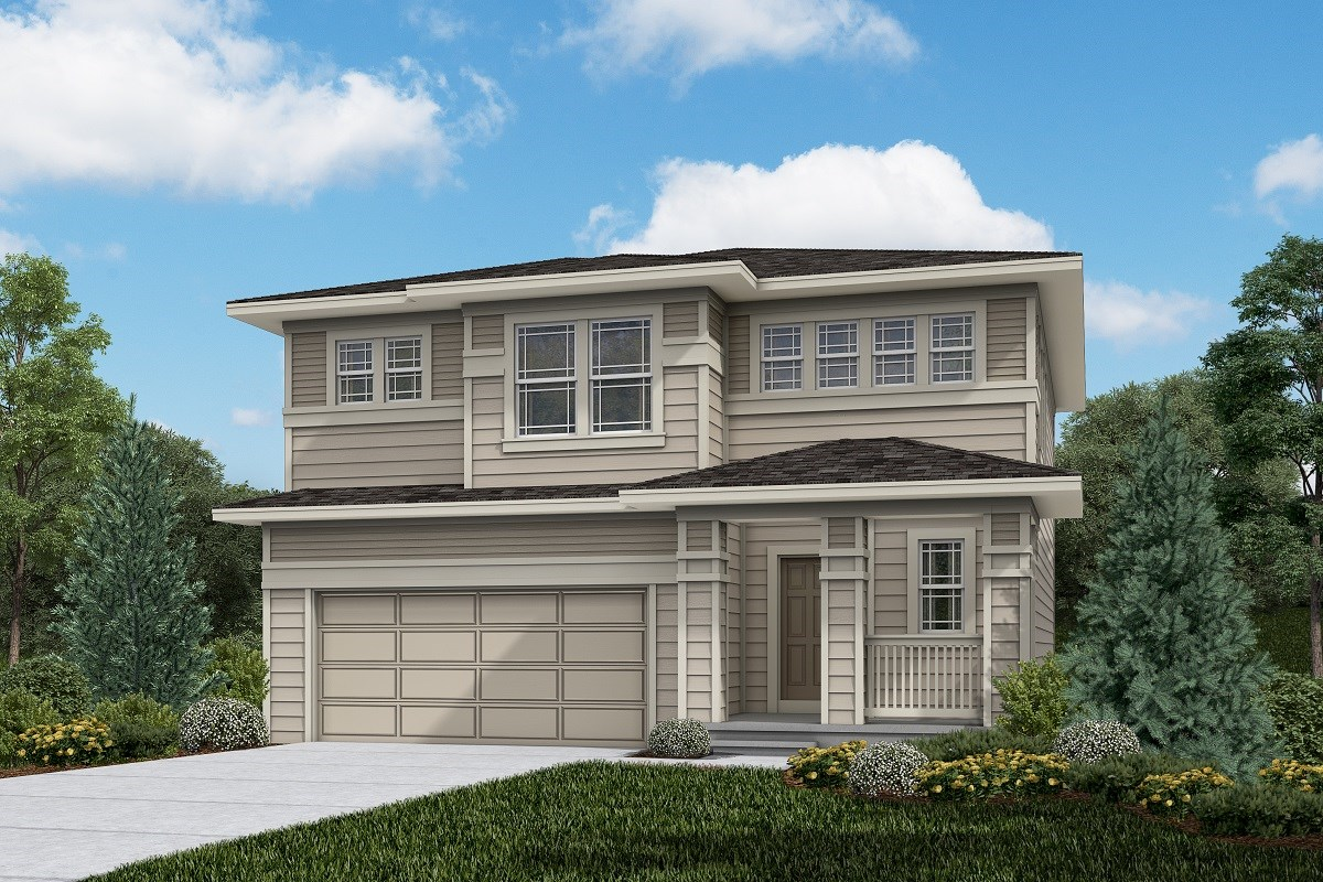 New Homes in Firestone, CO - Barefoot Lakes Glimpse - Elevation C