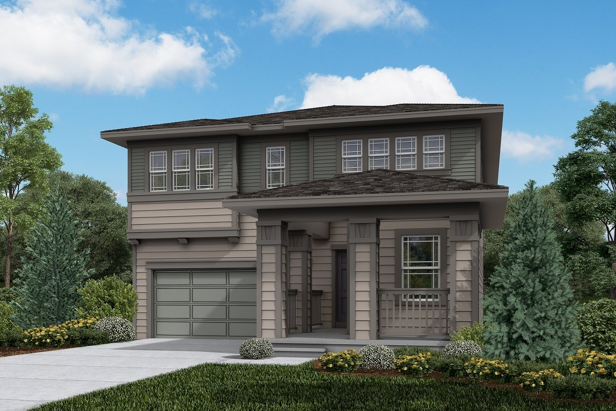 New Homes in Firestone, CO - Barefoot Lakes Memory - Elevation C
