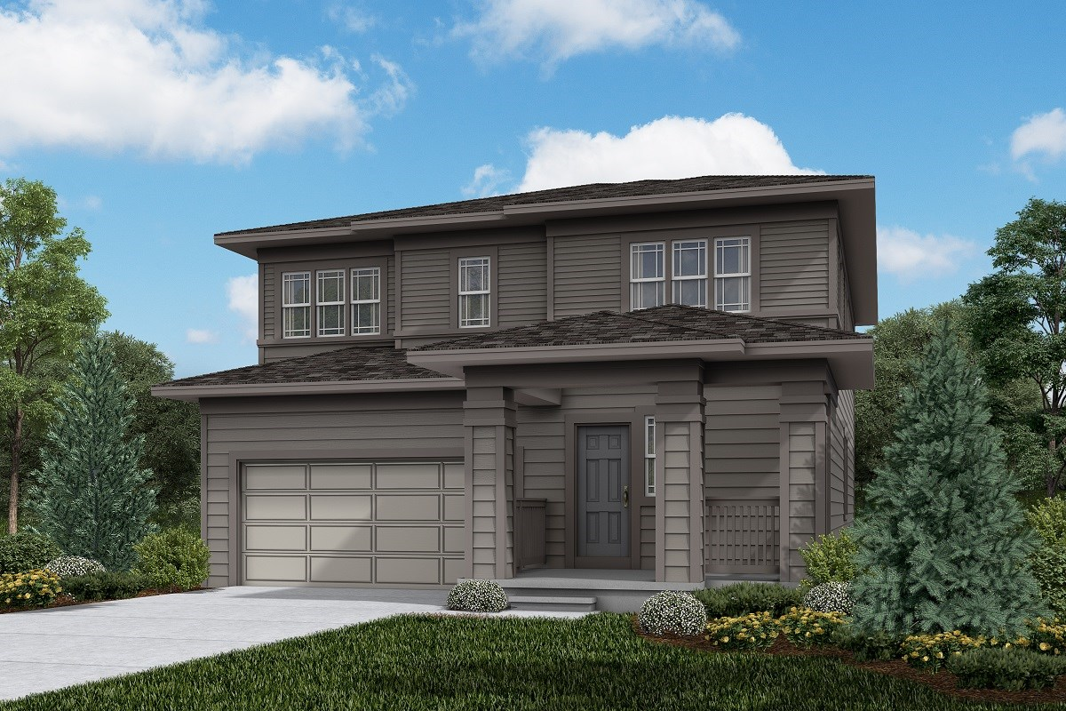New Homes in Firestone, CO - Barefoot Lakes Sparkle - Elevation C