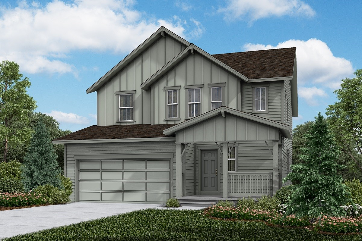 New Homes in Firestone, CO - Barefoot Lakes Serendipity - Elevation A