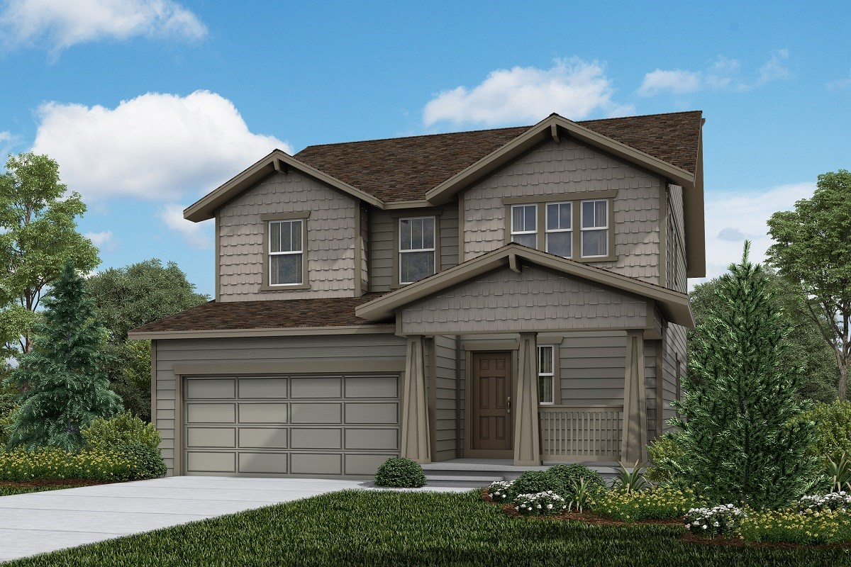New Homes in Firestone, CO - Barefoot Lakes Serendipity - Elevation B