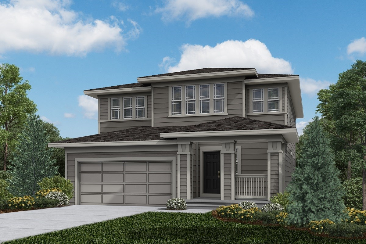New Homes in Firestone, CO - Barefoot Lakes Serendipity - Elevation C