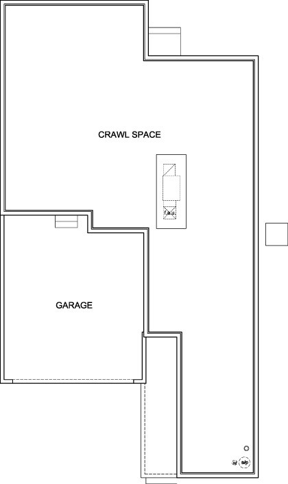 New Homes in Firestone, CO - Ambition Modeled, Crawl Space