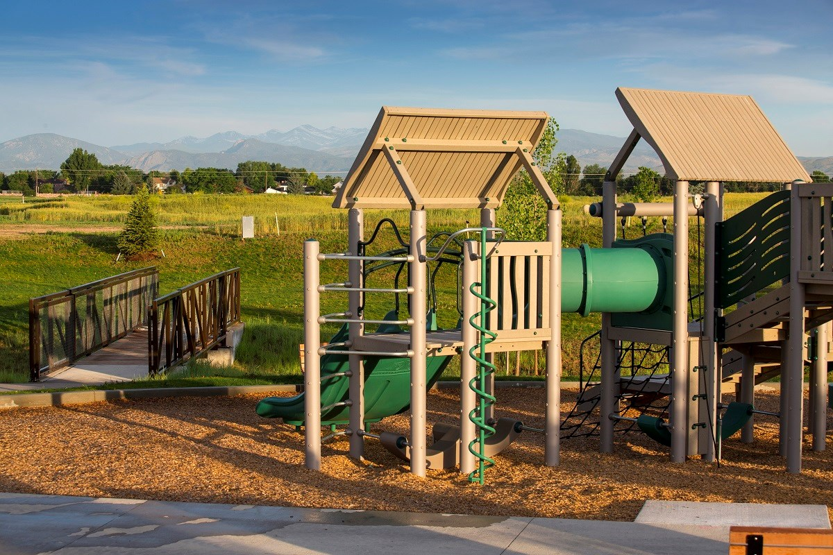 New Homes in Loveland, CO - The Lakes at Centerra Community Playground