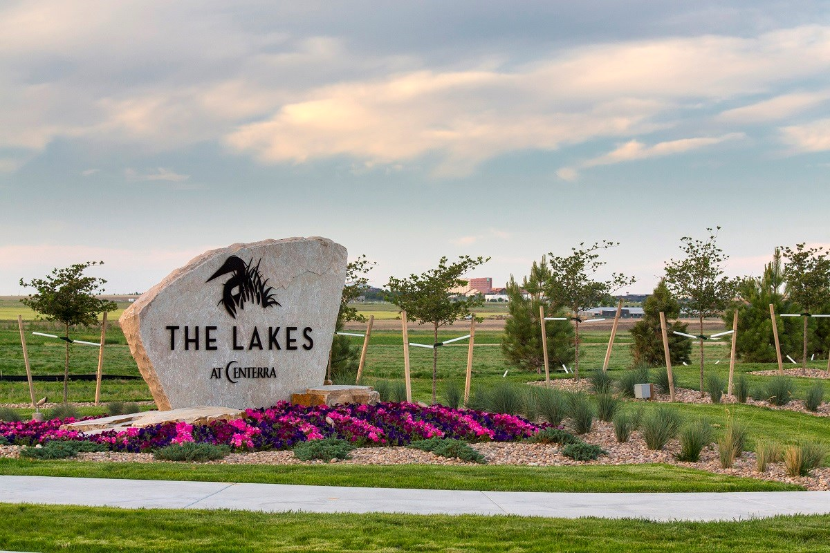 New Homes in Loveland, CO - The Lakes at Centerra Lakes at Centerra Monument