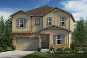 New Homes in Loveland, CO - Memory