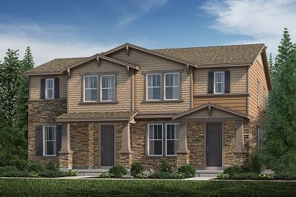 New Homes in Aurora, CO - Spruce + Cypress