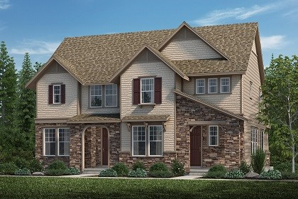 New Homes in Aurora, CO - Walnut + Cypress