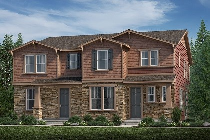 New Homes in Aurora, CO - Walnut + Willow