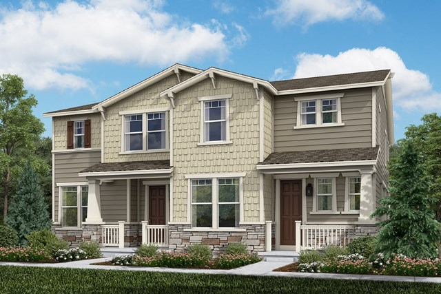 New Homes in Thornton, CO - Cypress & Walnut