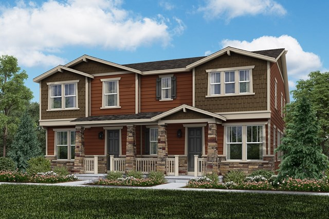 New Homes in Thornton, CO - Redwood & Willow