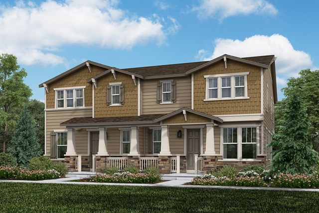New Homes in Thornton, CO - Redwood & Redwood