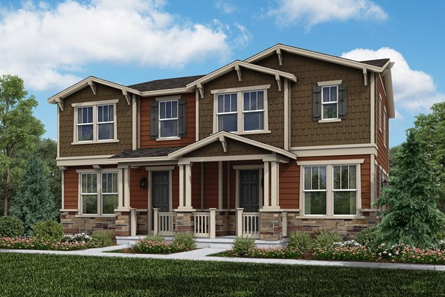 New Homes in Thornton, CO - Cypress & Willow
