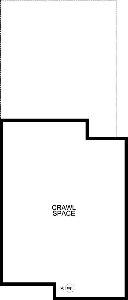 New Homes in Thornton, CO - Cypress, Crawl Space