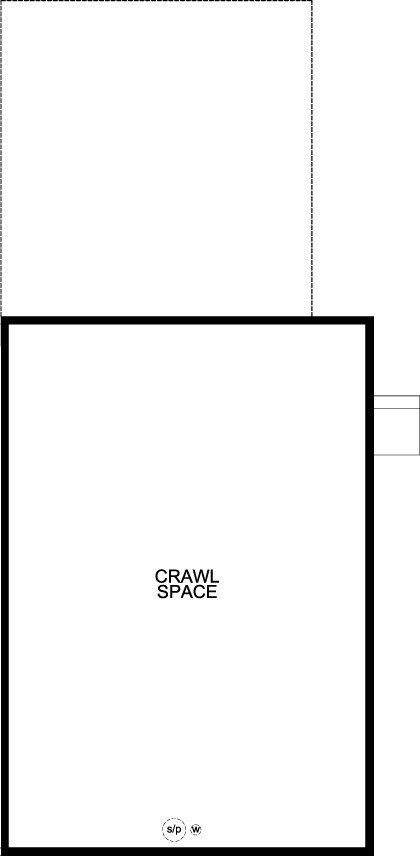 New Homes in Thornton, CO - Redwood Modeled, Crawl Space