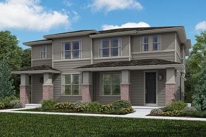 New Homes in Littleton, CO - Building 3 - Spruce + Spruce