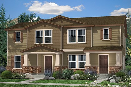 New Homes in Broomfield, CO - Cypress and Spruce bldg 5 scheme 5